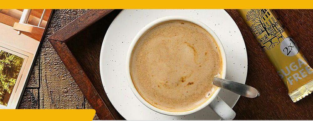 قهوه فوری نیوشا 20 عددی